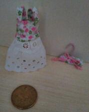 Little dress and hanger