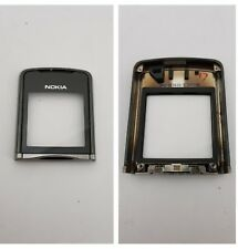 COVER NOKIA ORIGINALE 8800 SIROCCO BLACK FRONT COVER HOUSING