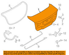 FORD OEM 13-18 Fusion-Trunk Lid HS7Z5440110B