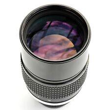 Nikon Nikkor 180mm f/2.8 AI Man'l Focus Telephoto Lens. Exc++++ Tested. See pics