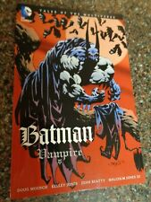 Batman: Vampire - Tales of the Multiverse (Paperback, 2007, New) 9781401215651