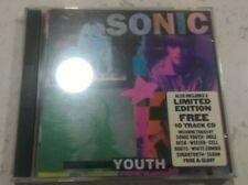 SONIC YOUTH - EXPERIMENTAL JET SET TRASH NO STAR CD LTD ED 1994 GEFFEN AUST