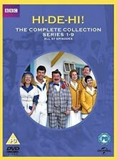 Hi De Hi Complete Series DVD SU Pollard Simon Cadell BOXSET 5053083062682