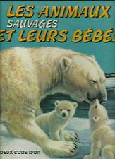 LES ANIMAUX SAUVAGES ET LEURS BEBES  - JAN PFLOOG  - 1978