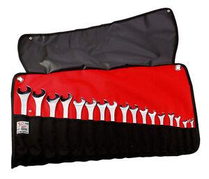 Wurth Zebra Genuine COMBINATION WRENCH ASSORTMENT BAG 27 PCS Workshop Tools Car