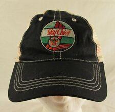 Texaco Sky Chief Mesh Snapback Ball Cap Hat Oil & Gas Hat Ball Cap