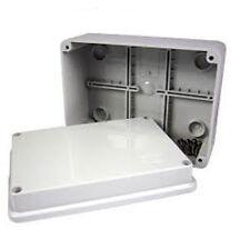 Gewiss Insulated IP56 Enclosure Junction Box 150mmx110mmx70mm GW44206 - Grey
