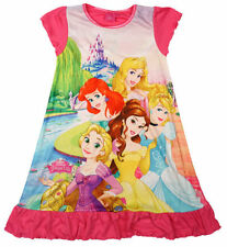 Pyjamas robes Disney pour fille de 2 à 16 ans