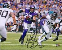 "Harrison Smith Minnesota Vikings Autographed 8"" x 10"" Interception Photograph"