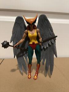 "DC Universe Classics Hawkgirl Super Friends 6"" Loose"
