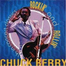 Chuck Berry - Rockin' & Rollin' [Audio CD 2006] Import NEW