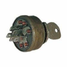 Big Dog Mower Ignition Switch - Fits Alpha, Blackjack, Stout, Diablo