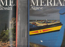 3x Merian / Tessin / Ravenna und die Adriazische Riviera /  Algarve - bebildert