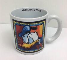 Disney Donald Duck Large Mug Walt Disney World