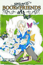 Natsume's Book of Friends Vol 2, Good Condition Book, Midorikawa, Yuki, ISBN 978