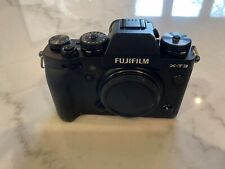 Fujifilm X-T3 26.1MP Mirrorless Digital Camera -Black Gently Used