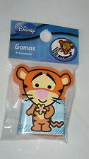 Eraser, Gomas de Borrar, Disney Winnie the Pooh, Regalo, Goma, NUEVO / NEW