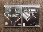 PS3-Call of Duty Black OPS & Black OPS II Games