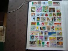 GUINEA - 50 stamps canceled (all state) stamp