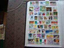 GUINEE - 50  timbres obliteres (tout etat) stamp
