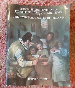 Dutch 17th & 18th Century Paintings, Nat'l Gallery of Ireland Art Museum PB