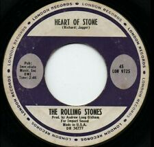 """ROLLING STONES """"HEART OF STONE"""" US 1965 ORIG. 1st issue LON 9725"""