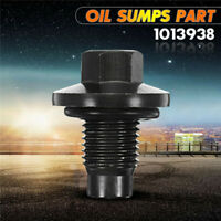M14x1.5mm Oil Drain Sump Plug Screw for Land Rover Discovery 3 & 4 Ford