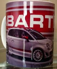 NEW Fiat 500 Abarth Tribute Limited Edition MUG