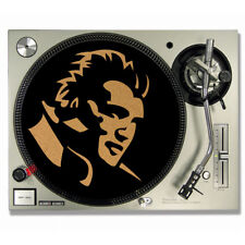 Elvis Vinyl CORK SLIPMATS / Turntable SLIP MATS