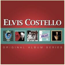ELVIS COSTELLO 5CD NEW Spike/Mighty Like Rose/Brutal Youth/Kojak/Useless Beauty