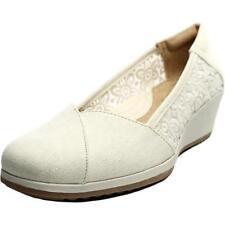 Naturalizer Wedge Canvas Heels for Women