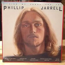 NM LP~PHILLIP JARRELL~I Sing My Songs For You~[OG 1977 PRODIGAL/MOTOWN Issue]~