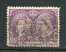 CANADA 1897 $2 JUBILEE USED