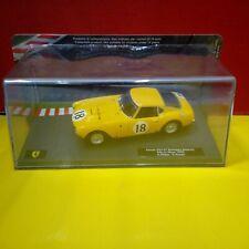 Modellino Die Cast DeAgostini Ferrari 250 GT Berlinette 24h Le Mans 1/43 Nuovo