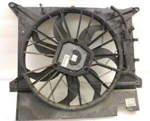 Volvo XC90 engine cooling fan motor shroud housing assembly OEM 03-14 30665985