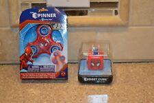 Zuru DC Comics Superhero Fidget Cube and Spinner Combo - Spiderman (X)
