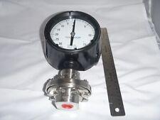 Ashcroft 1279 Duraguage pressure gauge with Diaphrgm seal