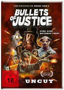 Bullets of Justice (uncut) DVD FSK18 *NEU*OVP*