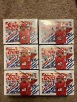 ⚾️2021 Topps Baseball Series 1 Blaster Box Topps/Target version FedEx only