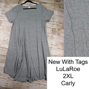 LuLaRoe Carly Dress 2XL, XXL