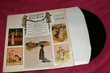 Children's Songbook Vinyl LP 1979