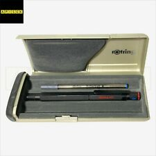 [Used] Rotring 600 Rollerball Pen Black Made in Germany