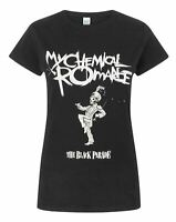 My Chemical Romance The Black Parade Women's Short Sleeve Band T-Shirt
