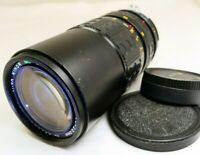 Kinor 80-200mm f4.5 Ai Lens manual focus FE FG FM cameras with fungus spot AS IS