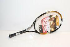 "New Old Stock Wilson Blade 25 Junior Tennis Racquet, 3 7/8"" grip"