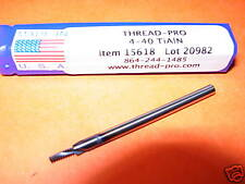 10-24 TiAlN coated Carbide Thread Mill (14563)