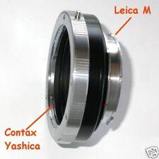 Leica M Voigtlander adattatore a lens Contax / Yashica - 2651