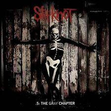 SLIPKNOT - .5:THE GRAY CHAPTER 2 CD NEUF