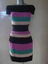 PPQ Off The Shoulder Dress UK Size XS Approx 6 - 8 NEW TAGS
