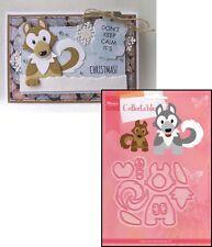 Marianne Design Collectables - Eline's Husky Craft Die Set COL1414 Dog